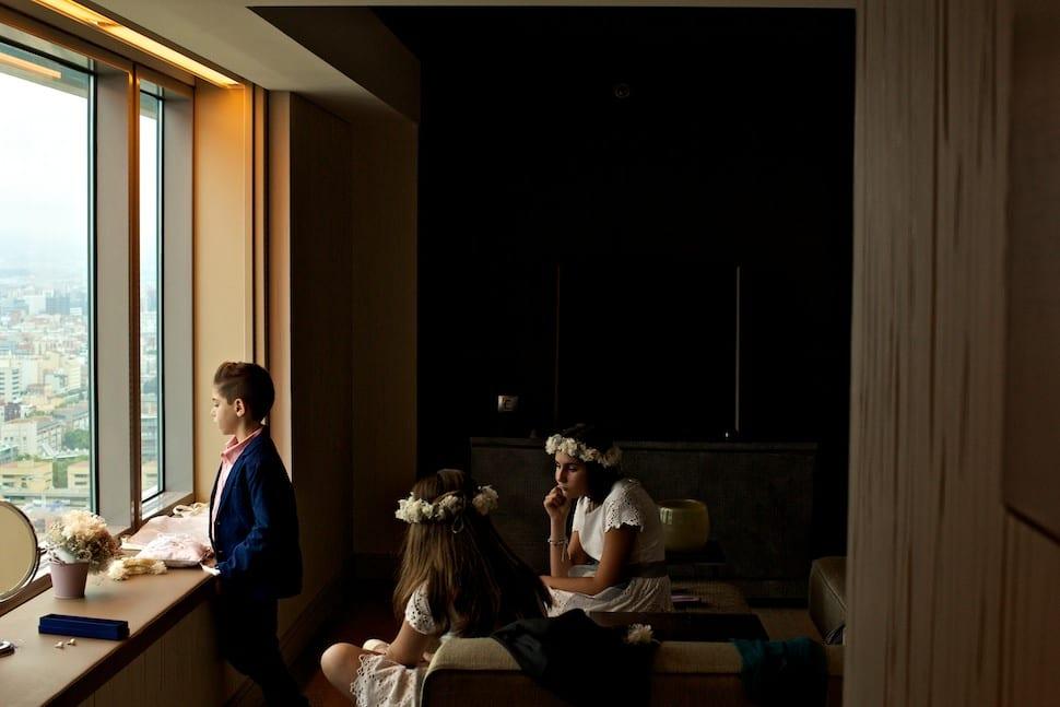 Boda en Hotel Arts Barcelona