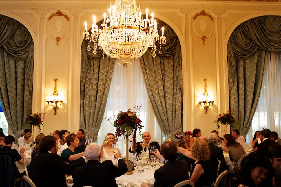 Boda Hotel Ritz Madrid