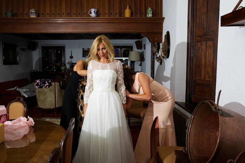 Vestidos de novia talavera dela reina