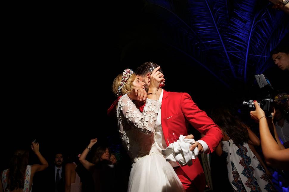 Una boda internacional en Talavera de la Reina