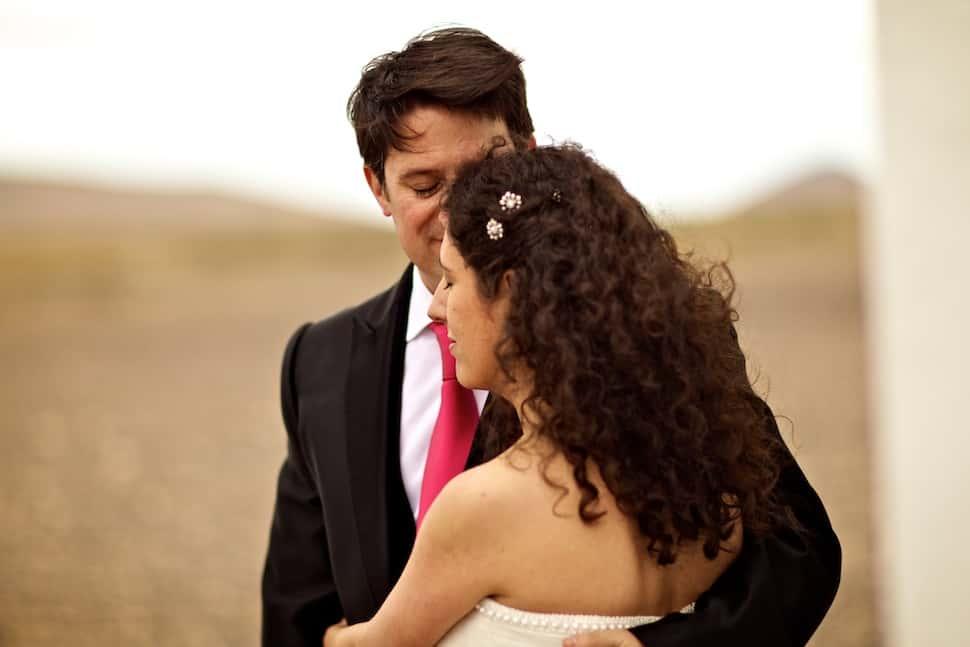 Testimonio pareja recién casada